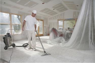 Послестроительная уборка квартир – завершающий аккорд ремонтной песни