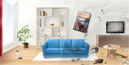 Химчистка диванов – скорая помощь для мягкой мебели