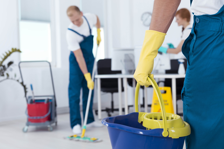 Профессиональная уборка офисов и квартир